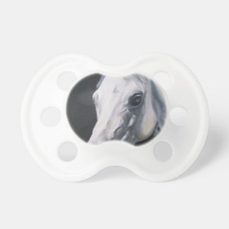 A White Horse Pacifiers
