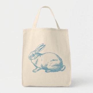 A White Rabbit Tote Bag