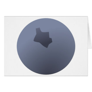 A Whole Blueberry Card