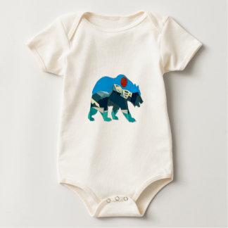 A Wild Journey Baby Bodysuit
