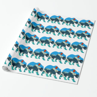 A Wild Journey Wrapping Paper