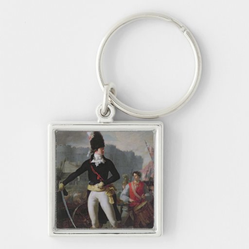 A Winner of the Bastille, 14th July 1789 Keychain