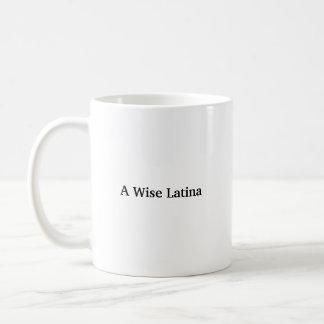 A Wise Latina Mug