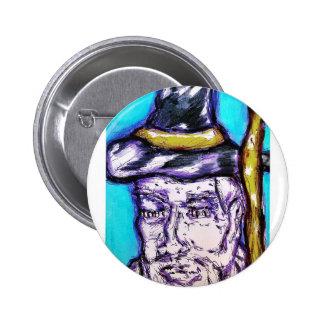 A Wizarding Sort 6 Cm Round Badge