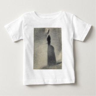 A Woman Fishing (conte crayon) Baby T-Shirt