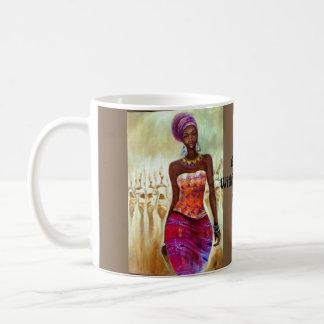 A Woman Is Coffee Mug