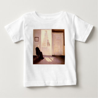 A Woman Reading By A Window Baby T-Shirt
