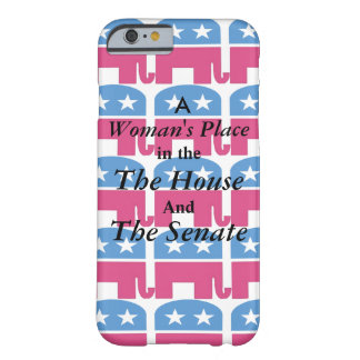 A Woman's Place Barely There iPhone 6 Case