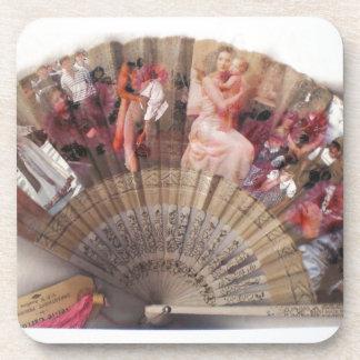 A WOMAN'S WORLD (Dedication To Grandma Albee) Coaster