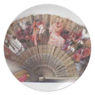 A WOMAN'S WORLD (Dedication To Grandma Albee) Plate