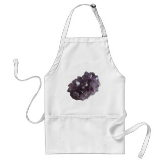 A wonderful Amethyst to keep you away from Alcohol Standard Apron