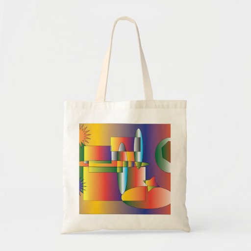 A World of Wonder and Discovery Tote Bag