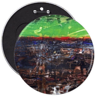 """""""A Year in Country"""" Abstract Art Button"""
