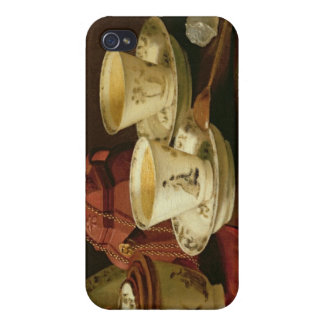 A Yixing Teapot and Chinese Porcelain Tete-a-Tete iPhone 4 Case