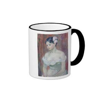 A Young Girl, 1893 Coffee Mugs