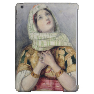 A Young Lady in Turkish Dress (w/c over pencil on Case For iPad Air