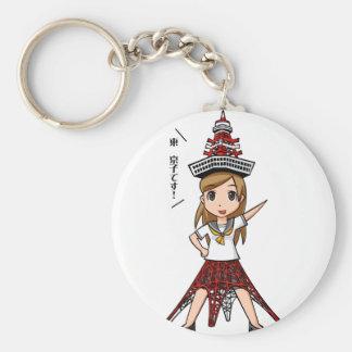 a zu ma Kiyouko English story Minato Tokyo Key Ring