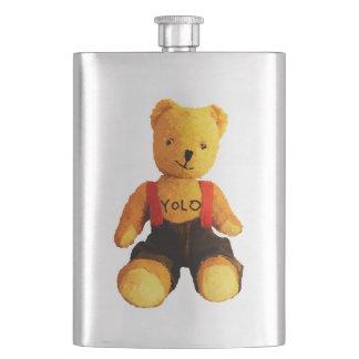 AA511A-Teddy-Yolo-light-Pattern-no-BG-cut-transpar Hip Flask