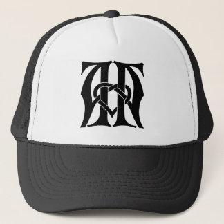 AA Monogram Trucker Hat