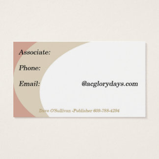 aaa business card