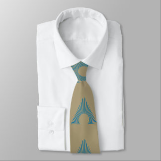 AAA-CPA Tiled Icon Tie