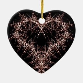 aaa-r-6rotes heart ceramic heart decoration
