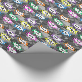 aAA Wrapping Paper