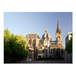 Aachen Cathedral, Aachen Germany Postcard