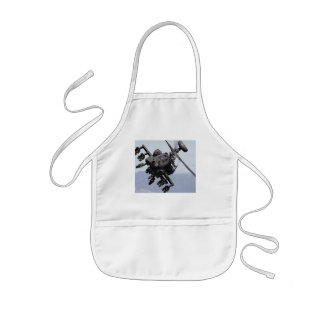 Aapache Attack Helicopter Kids Apron