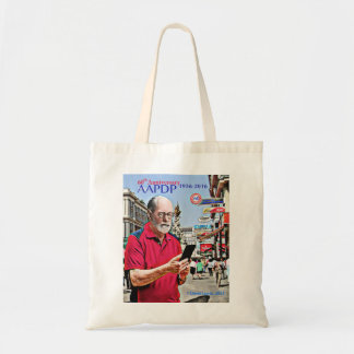 AAPDP 60th Anniversary Tote Bag