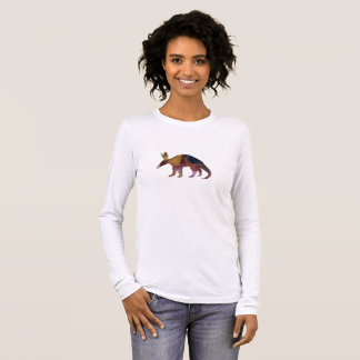 Aardvark Art Long Sleeve T-Shirt
