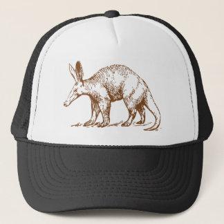 Aardvark Brown Trucker Hat