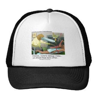 Aardvark Dentistry Funny Gifts & Collectibles Cap