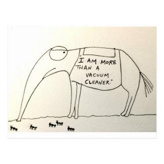Aardvark's offerings postcard