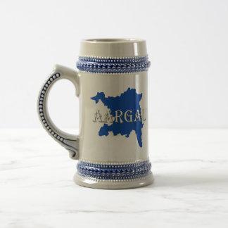 Aargau - Argovia Beer Stein