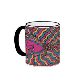 Aarl - Fish Spring Season Coffee Mugs