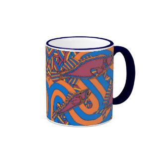 Aarli - School Of Fish Winter Season Coffee Mug