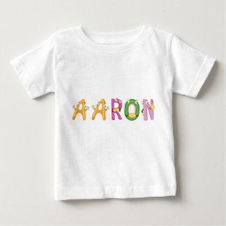Aaron Baby T-Shirt