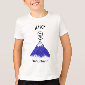 Aaron name meaning T-Shirt
