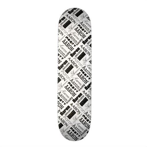 Aaron Skateboards