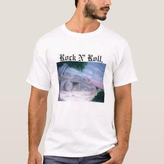 aas, Rock N' Roll. T-Shirt