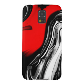 ab10 Abstract Fun Art Design Color Cases For Galaxy S5
