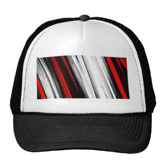 ab11 Abstract Fun Art Design Color Cap