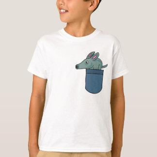 AB- Aardvark in a Pocket Shirt