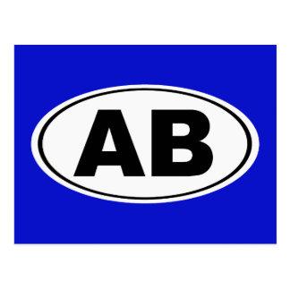 AB Arapahoe Basin Colorado Postcard