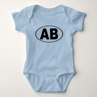 AB Atlantic Beach Florida Baby Bodysuit