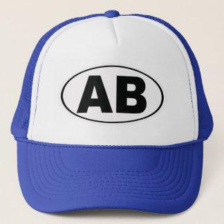 AB Atlantic Beach Florida Trucker Hat
