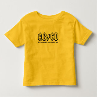 AB/CD - Get ready to read! Tees