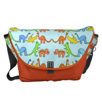 AB Dinosaur Diaper Bag/ Carry Bag/ Baby 4 Life Courier Bags