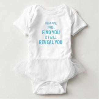 Ab Reveal Baby Bodysuit
